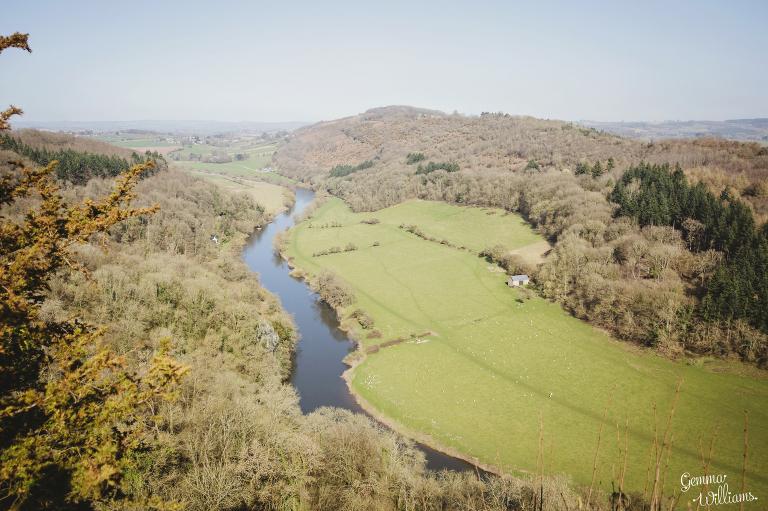 Herefordshire Engagement Shoot