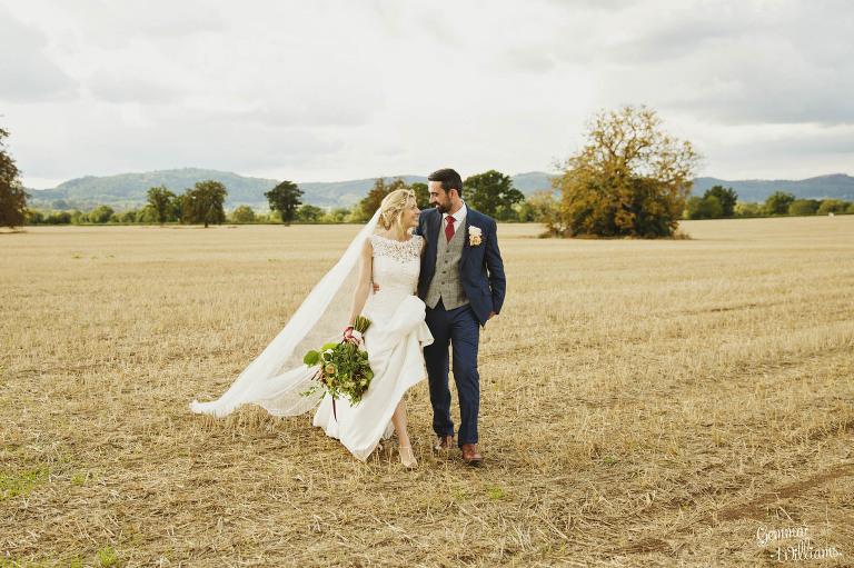Birtsmorton-Wedding