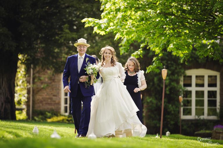 dewsall wedding