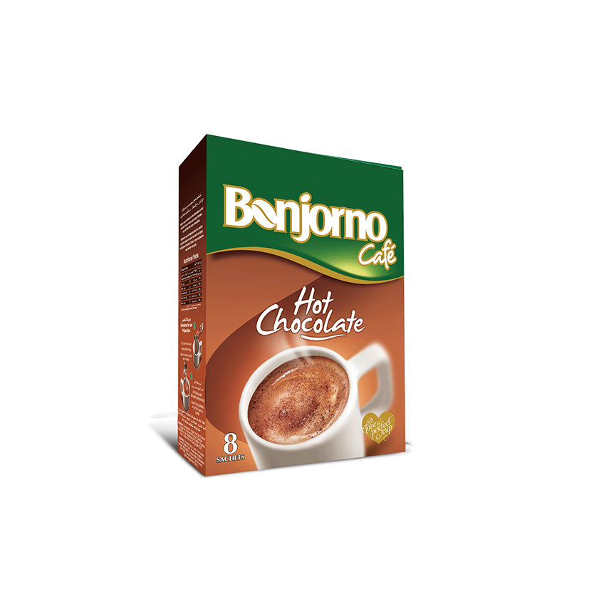 Bonjorno Cafe  Hot Chocolate