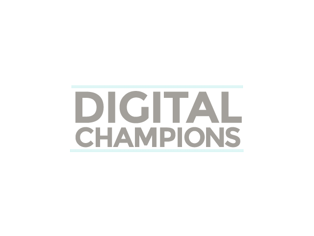 Digital Champions<br>-Partner-<strong>ITA</strong>