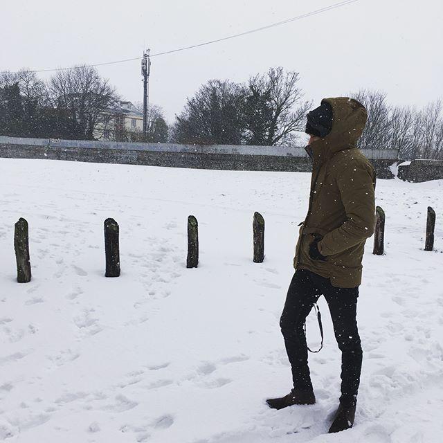 There's no fun like snow fun.