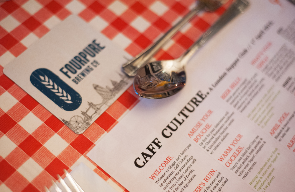 Caff Culture - Pop up restaurant