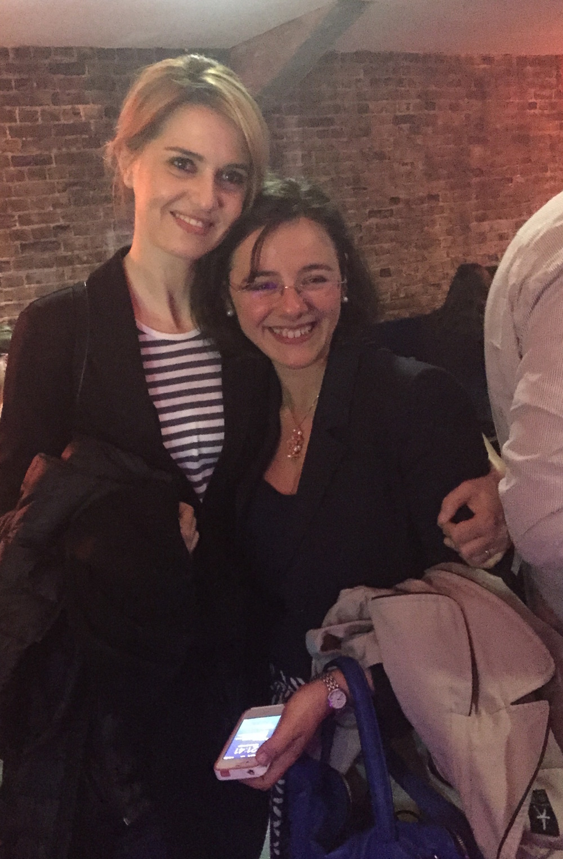 Francesca Marchese Journalist Paola Cortellesi
