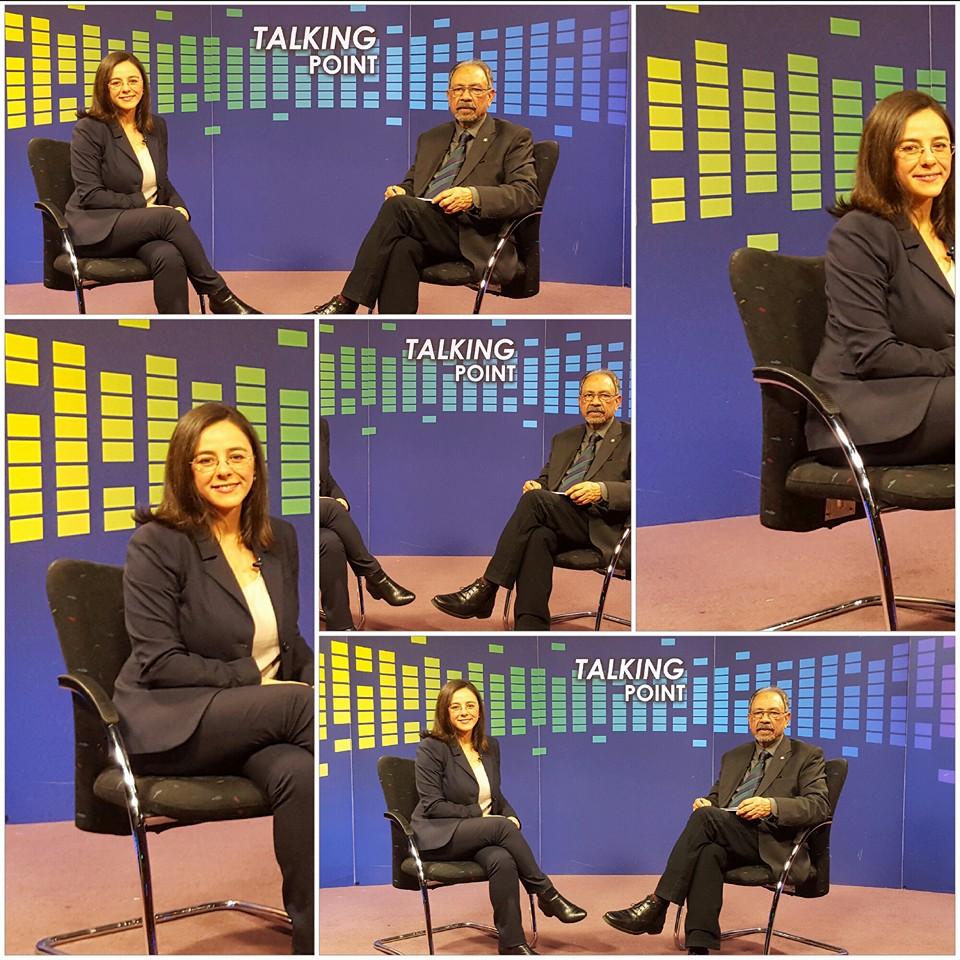 Francesca Marchese NTV Europe