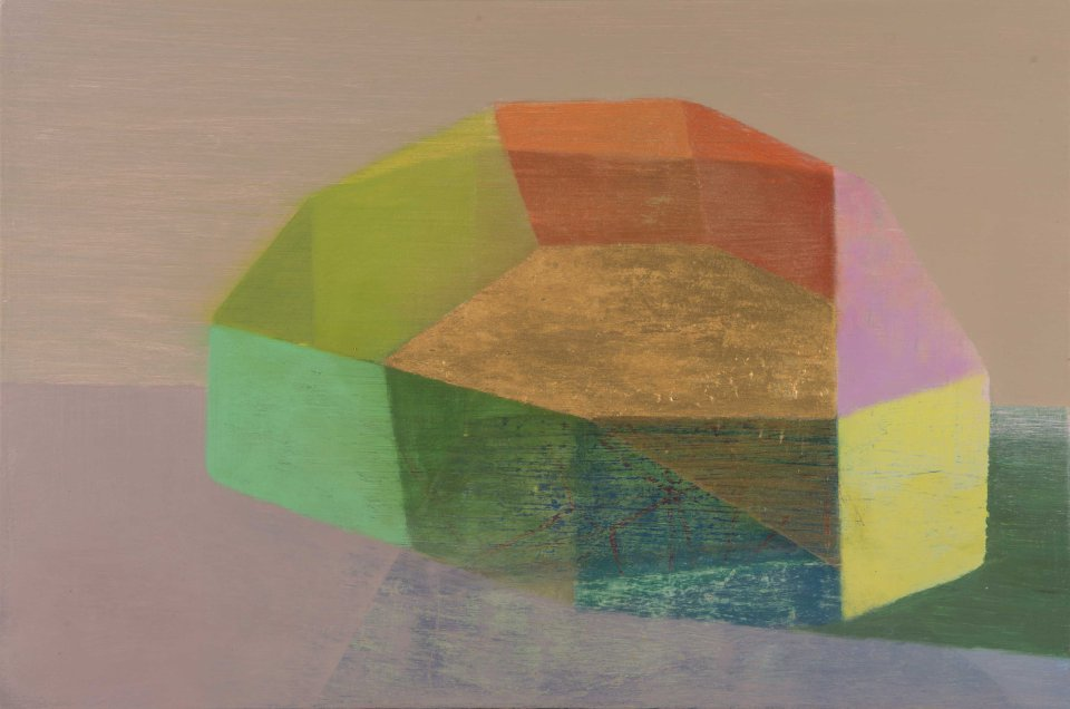Climent, T. (2015).  Lios  . [Oil on Board] London: Herrick Gallery.