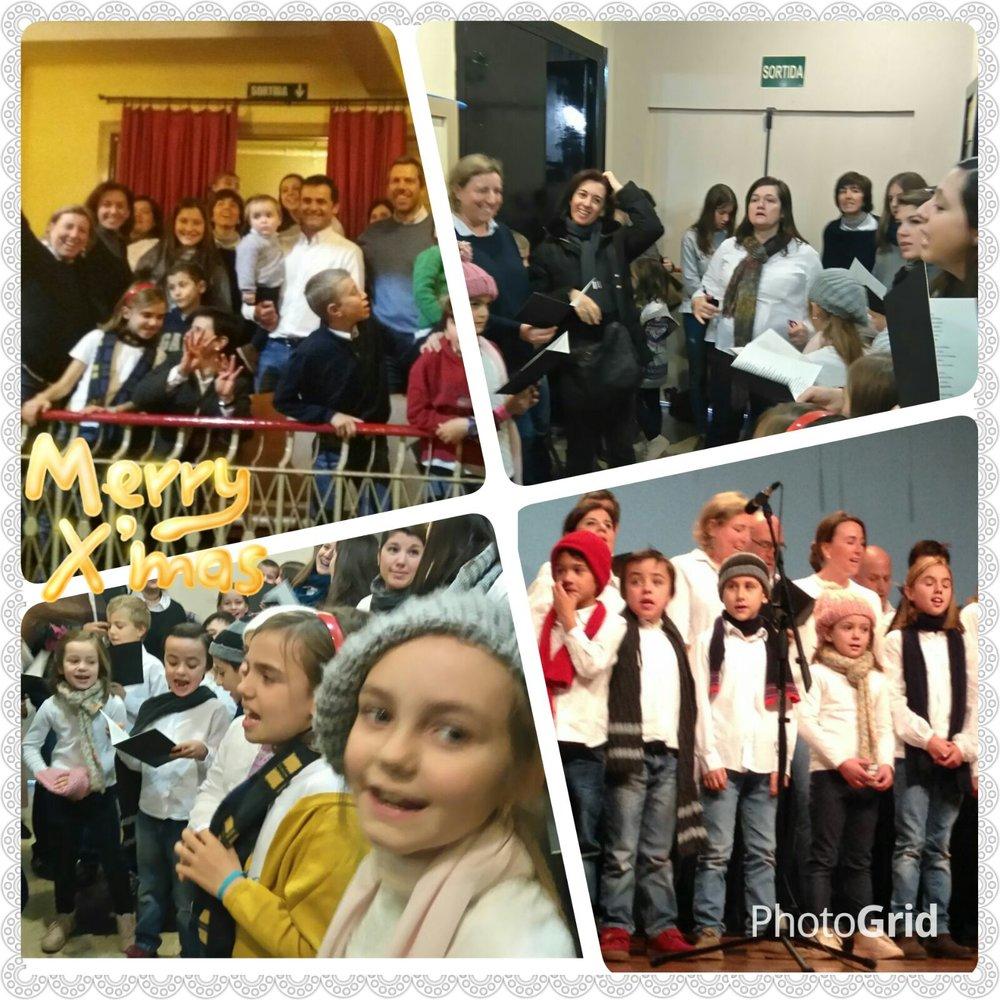 Todos los participantes disfrutaron muchisimo en el concurso !!!