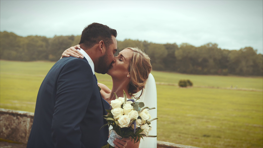 "Alison & Armon - ""We have just had the absolute pleasure of watching our wedding video and cannot put into words how grateful we are for all your hard work on the day. It is just perfect, we're blown away with it to be honest!! You caught such special moments and some hilarious parts of the day...Thank you again so much for helping us to relive the best day ever, we're a bit emotional!"""
