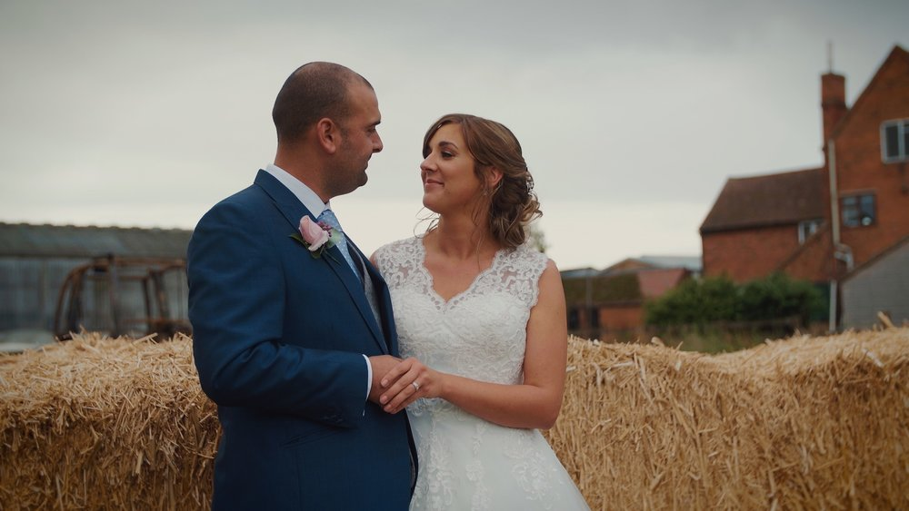 """Anna & Tom - """"We absolutely love both of the videos thank you…It was lovely to look back and see so many happy faces."""""""