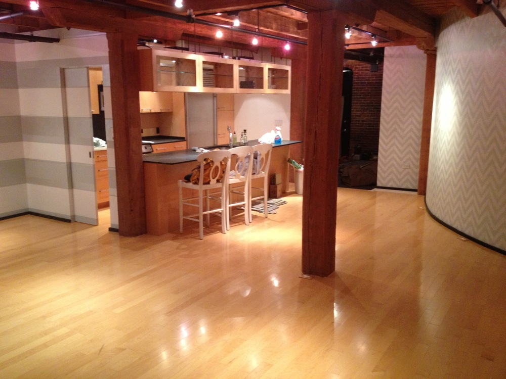 Loft apartment in Somerville