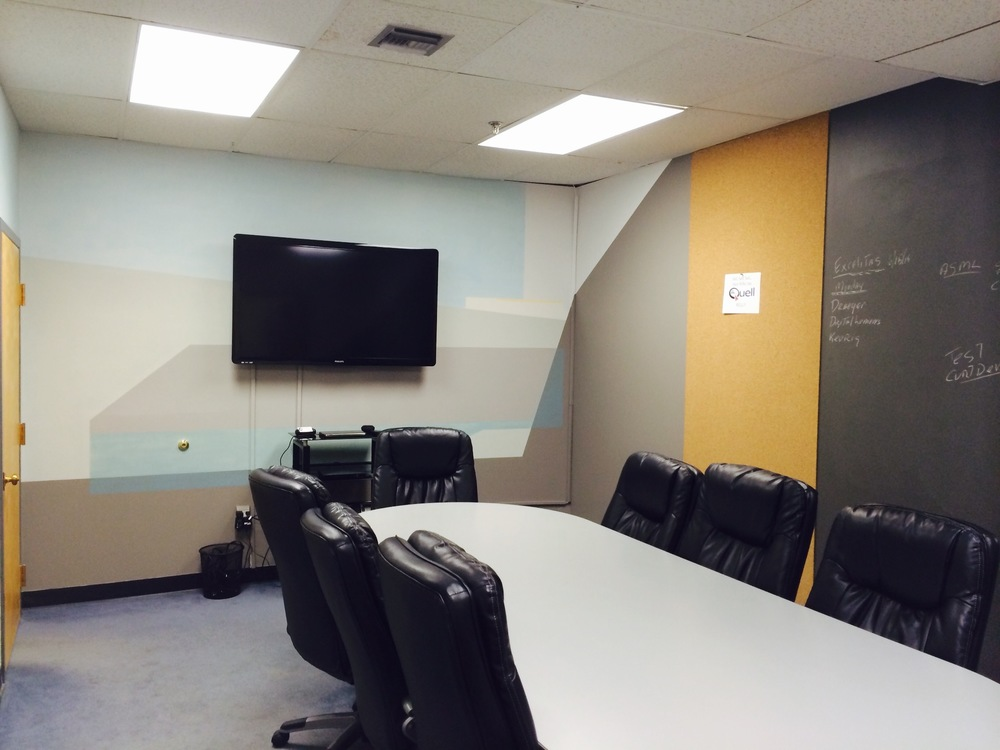 Office space - conference room
