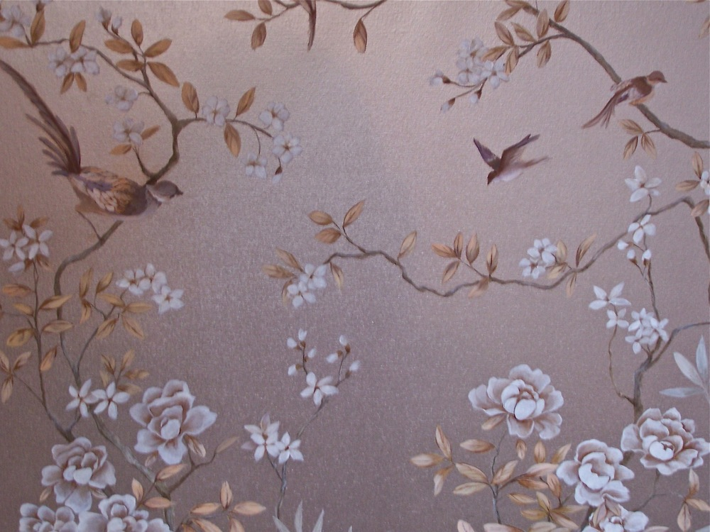 Chinoiserie - details