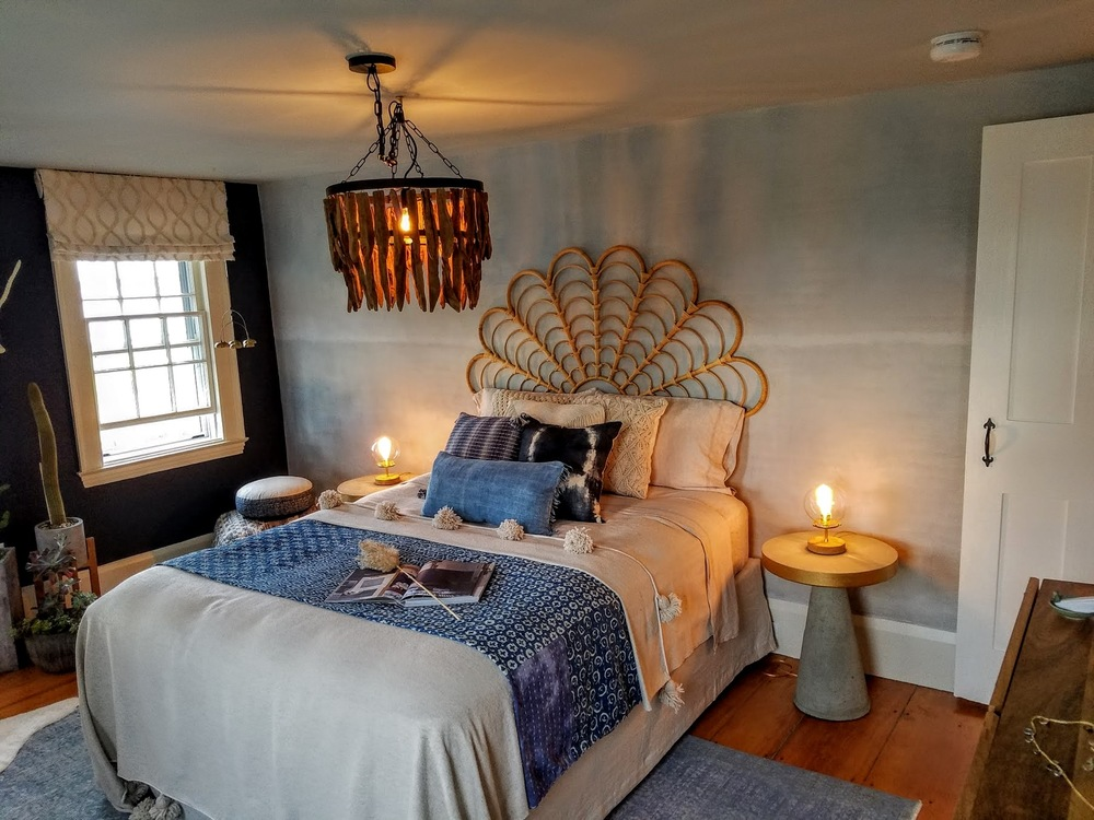 Designer Show House Guest Bedroom