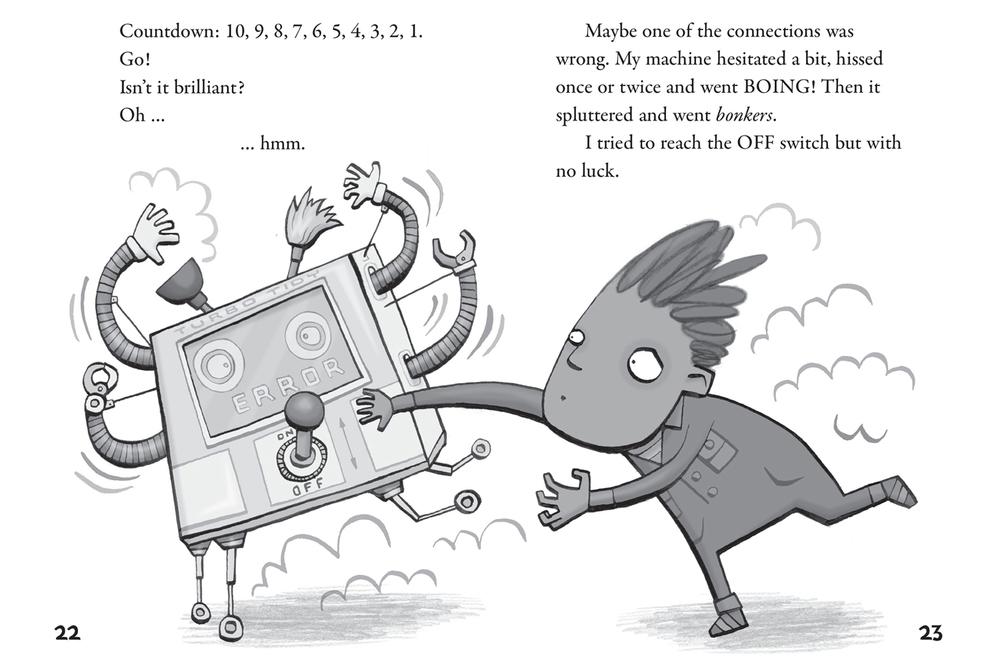 Gizmo Robot