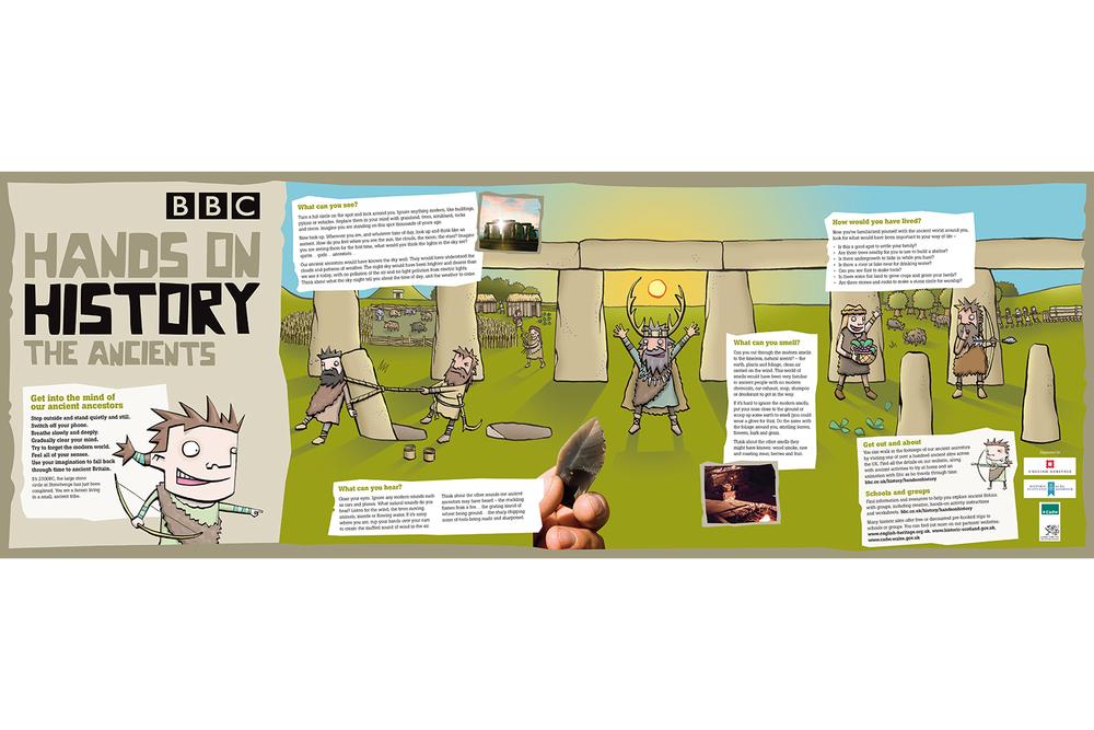 BBC Stonehenge