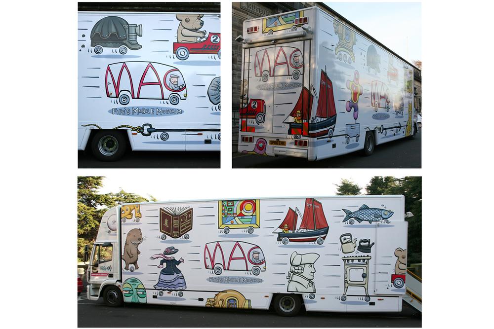 MAC Mobile Museum
