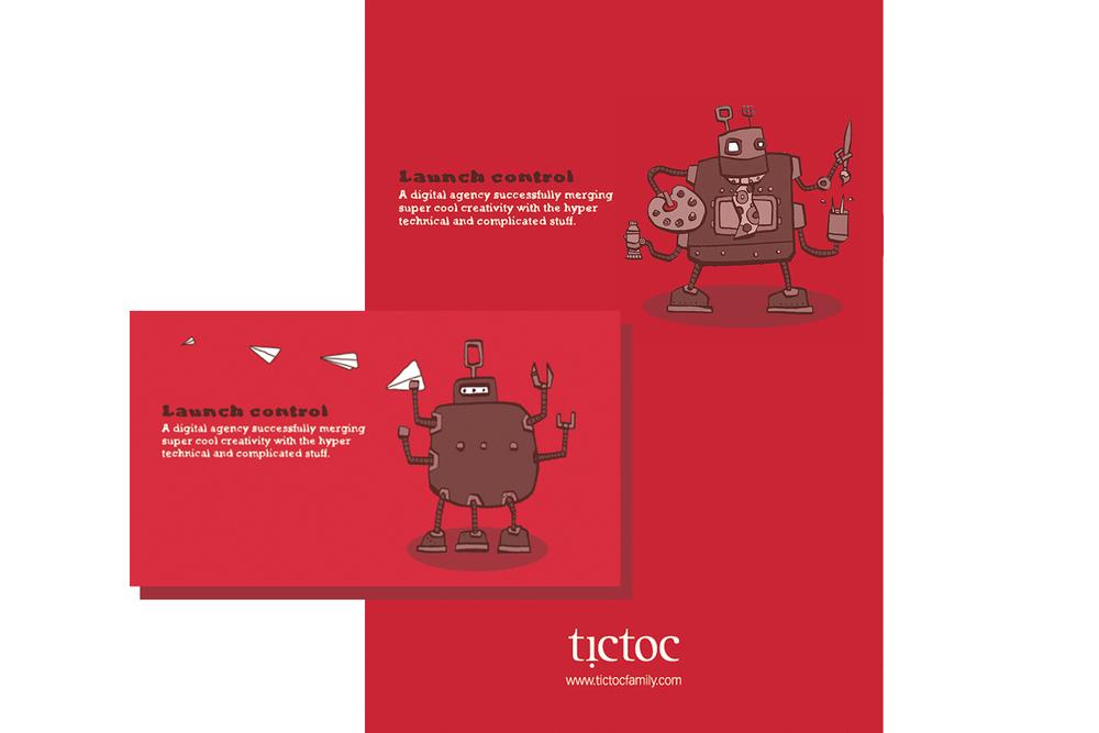 Tic Toc Robots