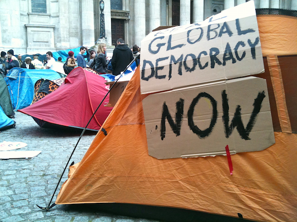 Occupy Wall Street Protesters, Wikipedia