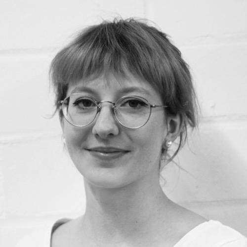 Johanna Schneider Grundlagen der Gestaltung, Studentische Tutorin