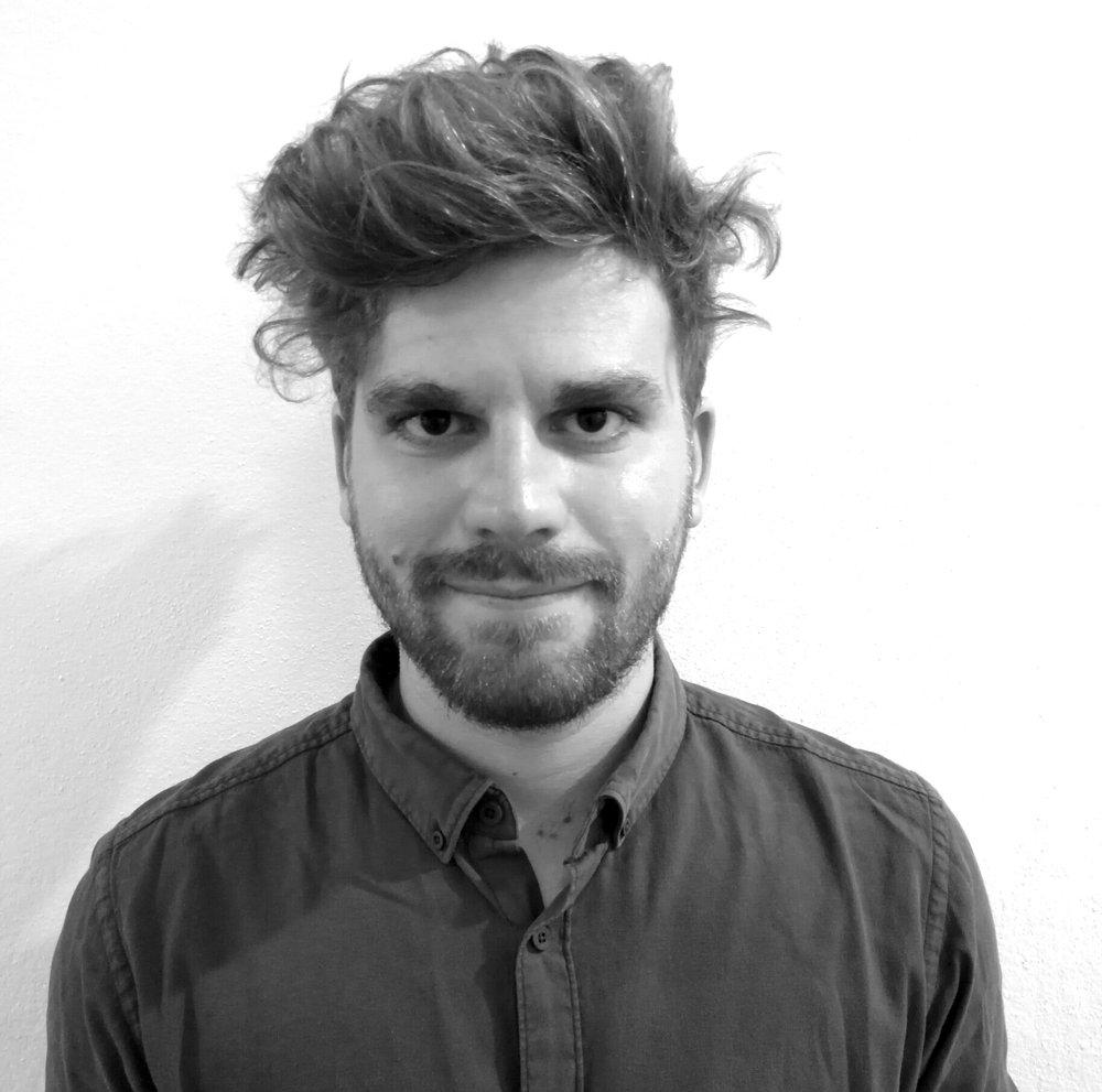 Tobias Haas Grundlagen der Gestaltung, Studentischer Tutor