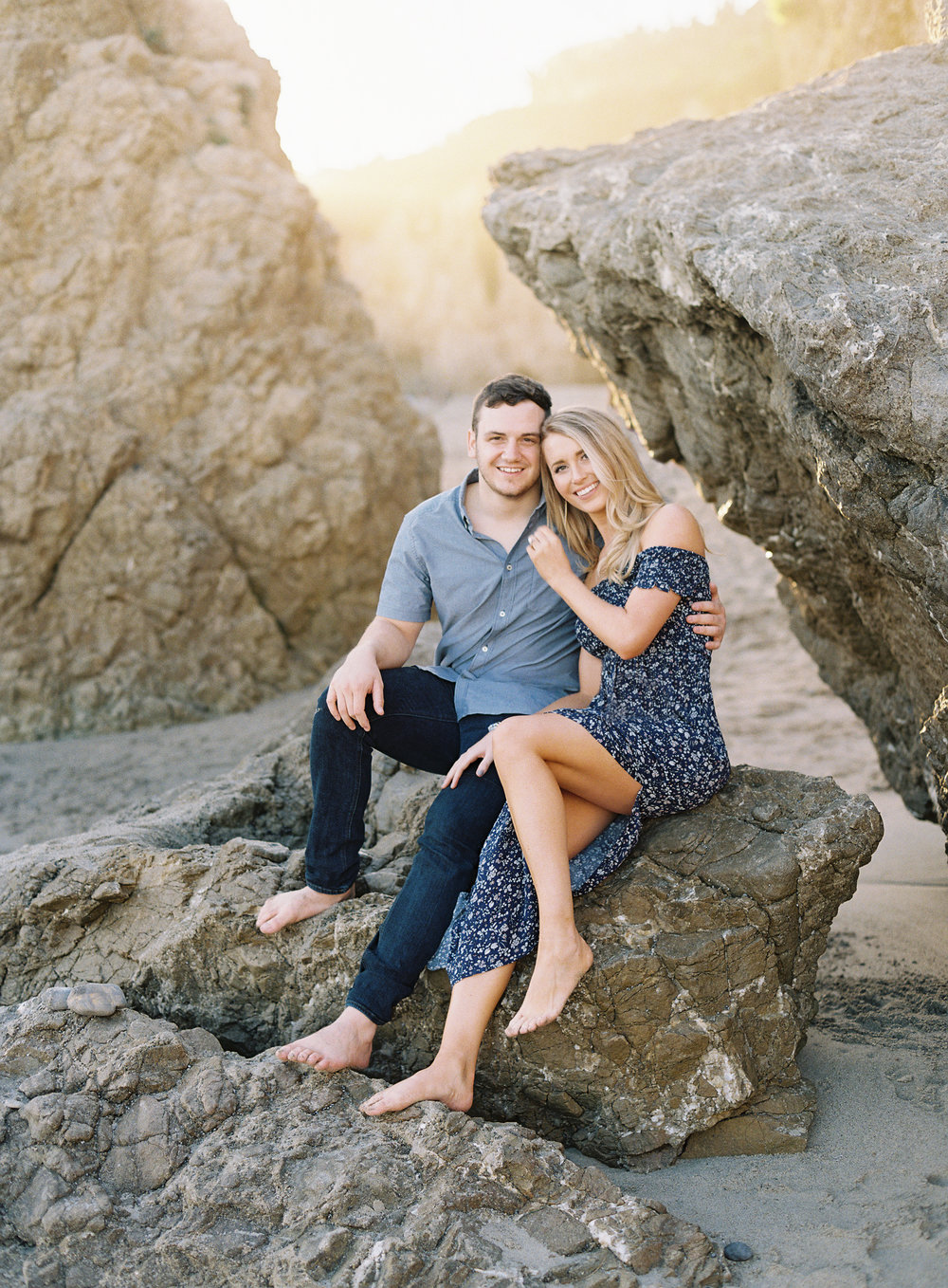 Taylor & Casey's Malibu Engagement-Carrie King Photographer-054.jpg