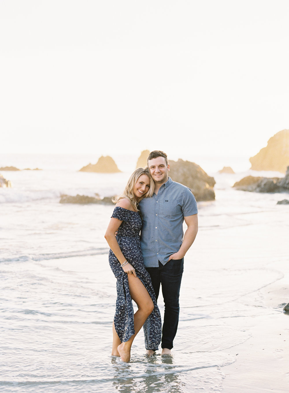 Taylor & Casey's Malibu Engagement-Carrie King Photographer-061.jpg