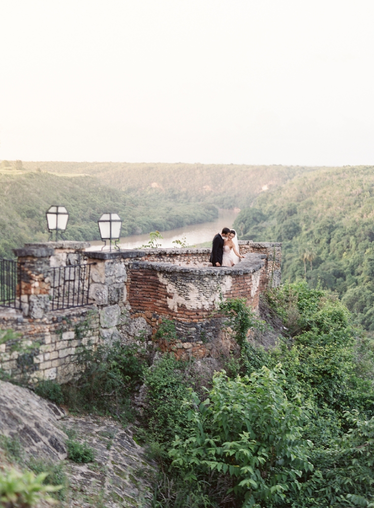 Altos De Chavon, Dominican Republic destination wedding