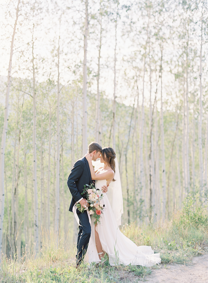 Leah + Johnny - Beaver Creek, Colorado
