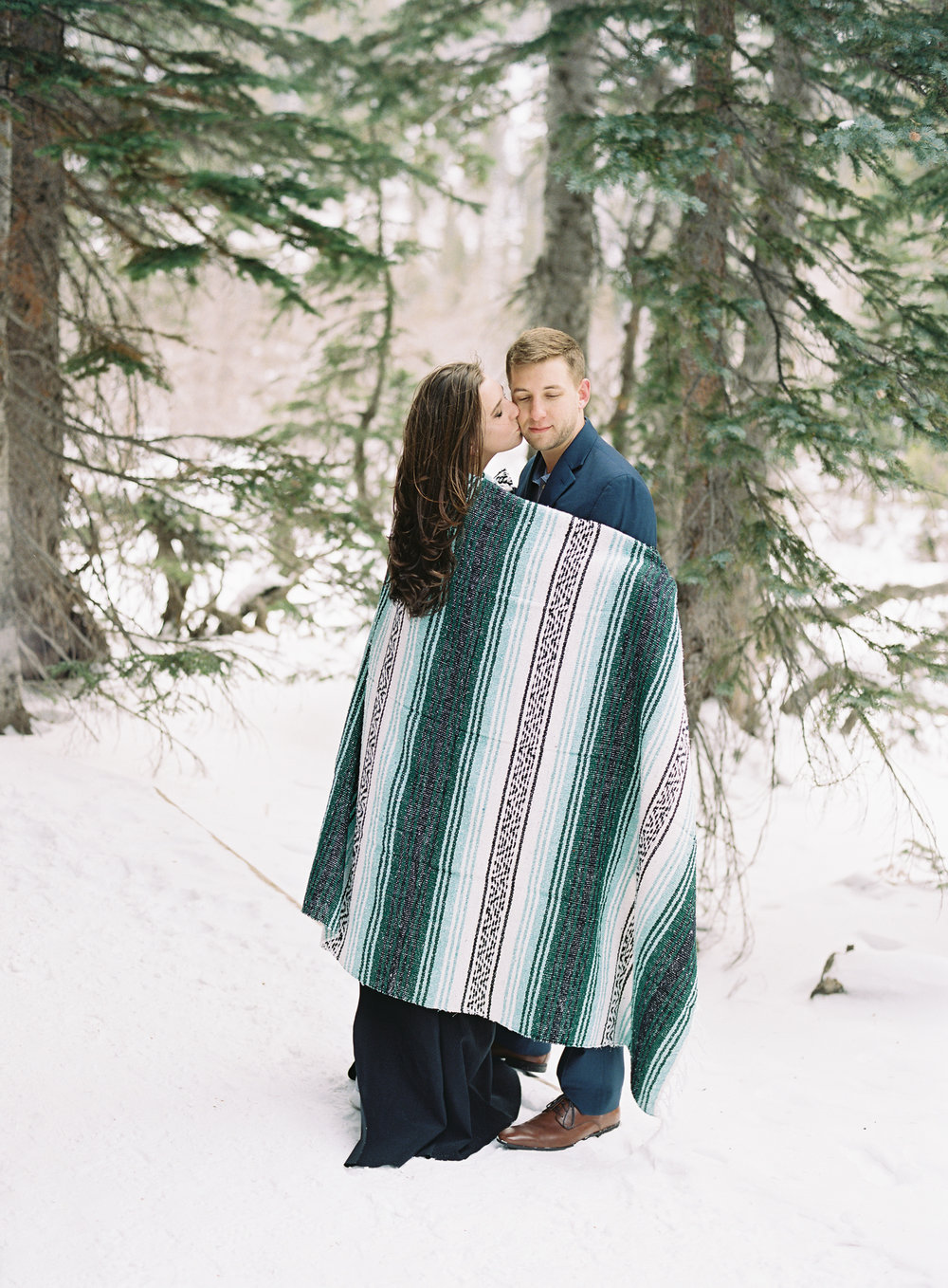 PAULA + DAVID - ROCKY MOUNTAIN NATIONAL PARK, COLORADO