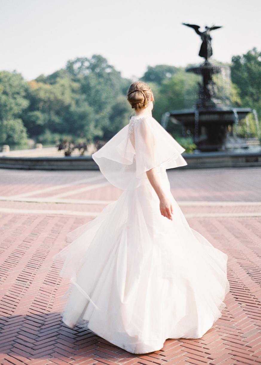 JACLYN JORDAN NEW YORK BRIDAL COLLECTION - MANHATTAN, NEW YORK