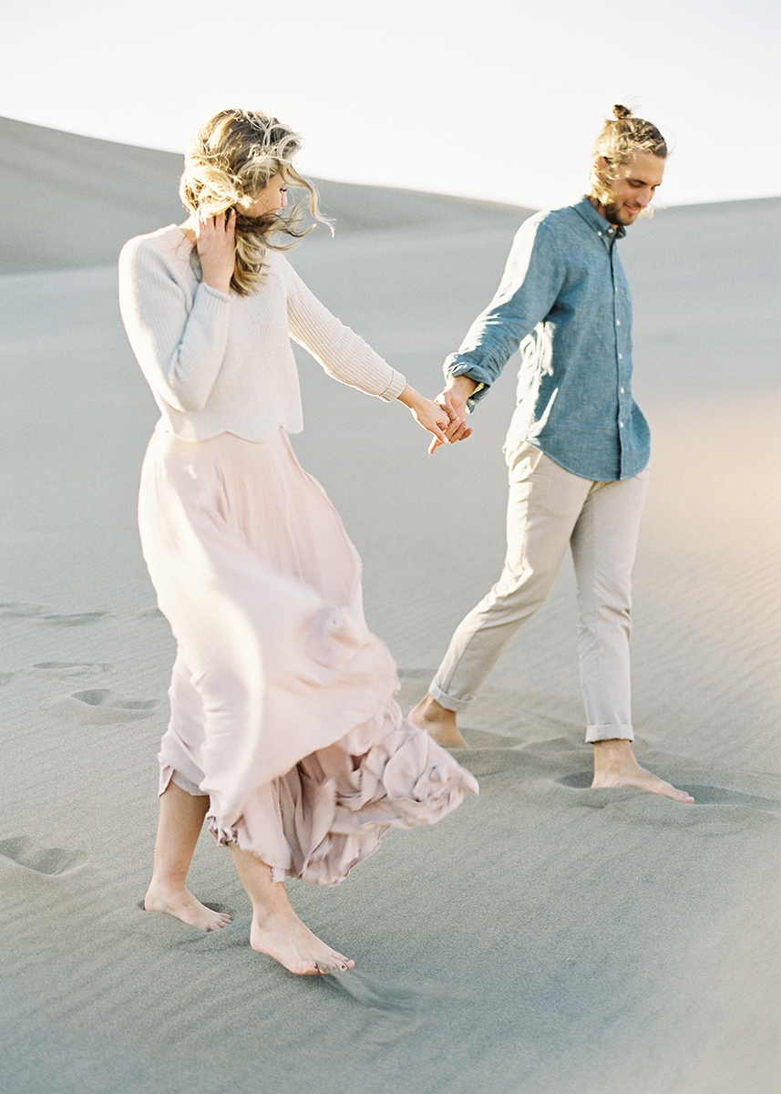 JESSICA + THOMAS - SAND DUNES, COLORADO