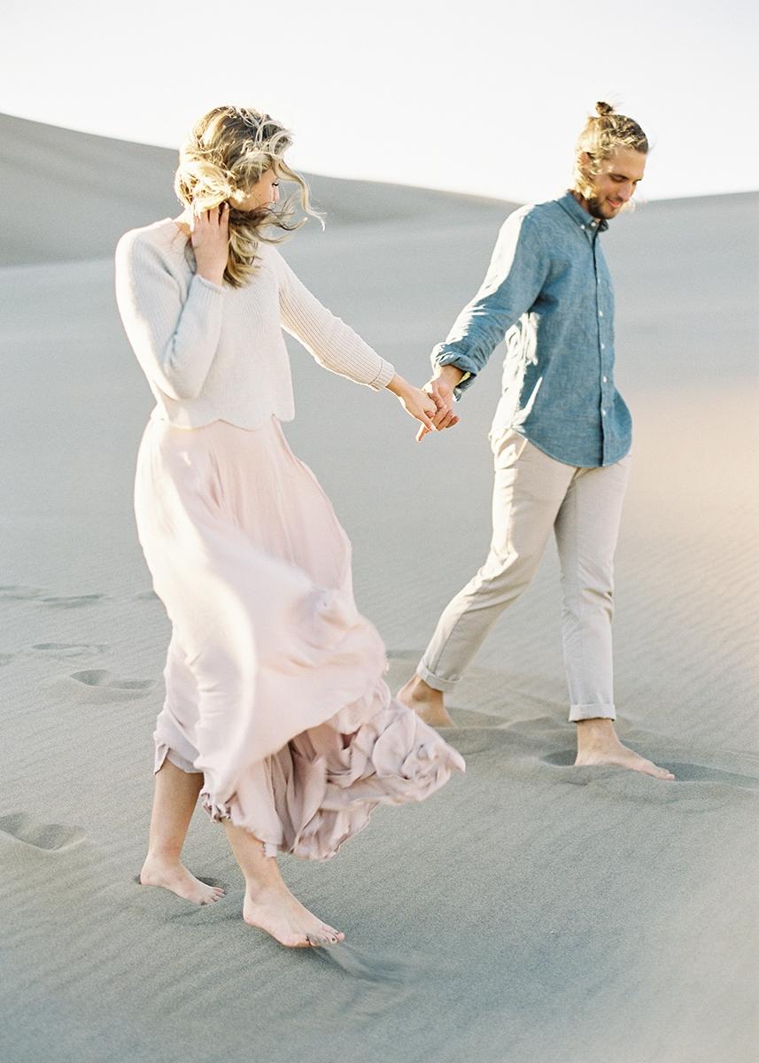 Jessica + Thomas - Sand Dunes, Colorado