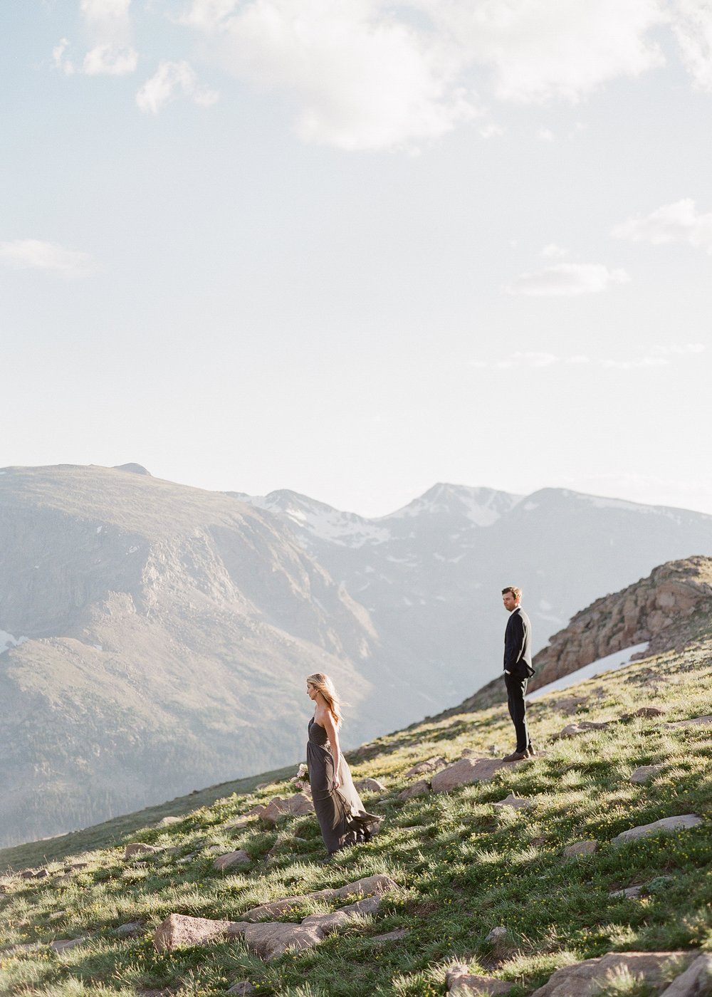 LAURA + CARL - ESTES PARK, COLORADO