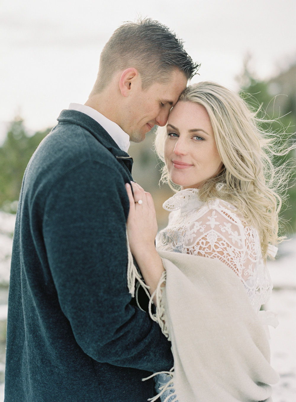 Sarah + John - Breckenridge, COLORADO