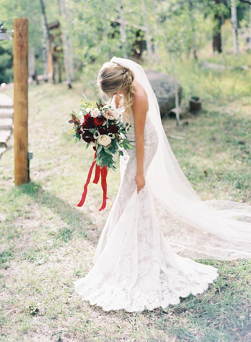 Beautiful Bride on film