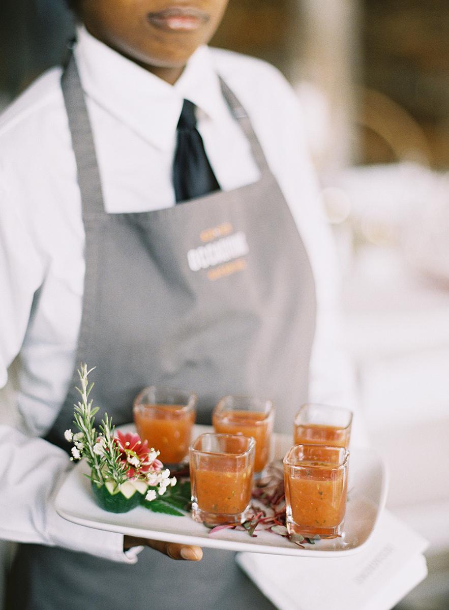Colorado Wedding Catering on film