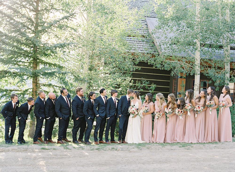 Wedding Party on Film