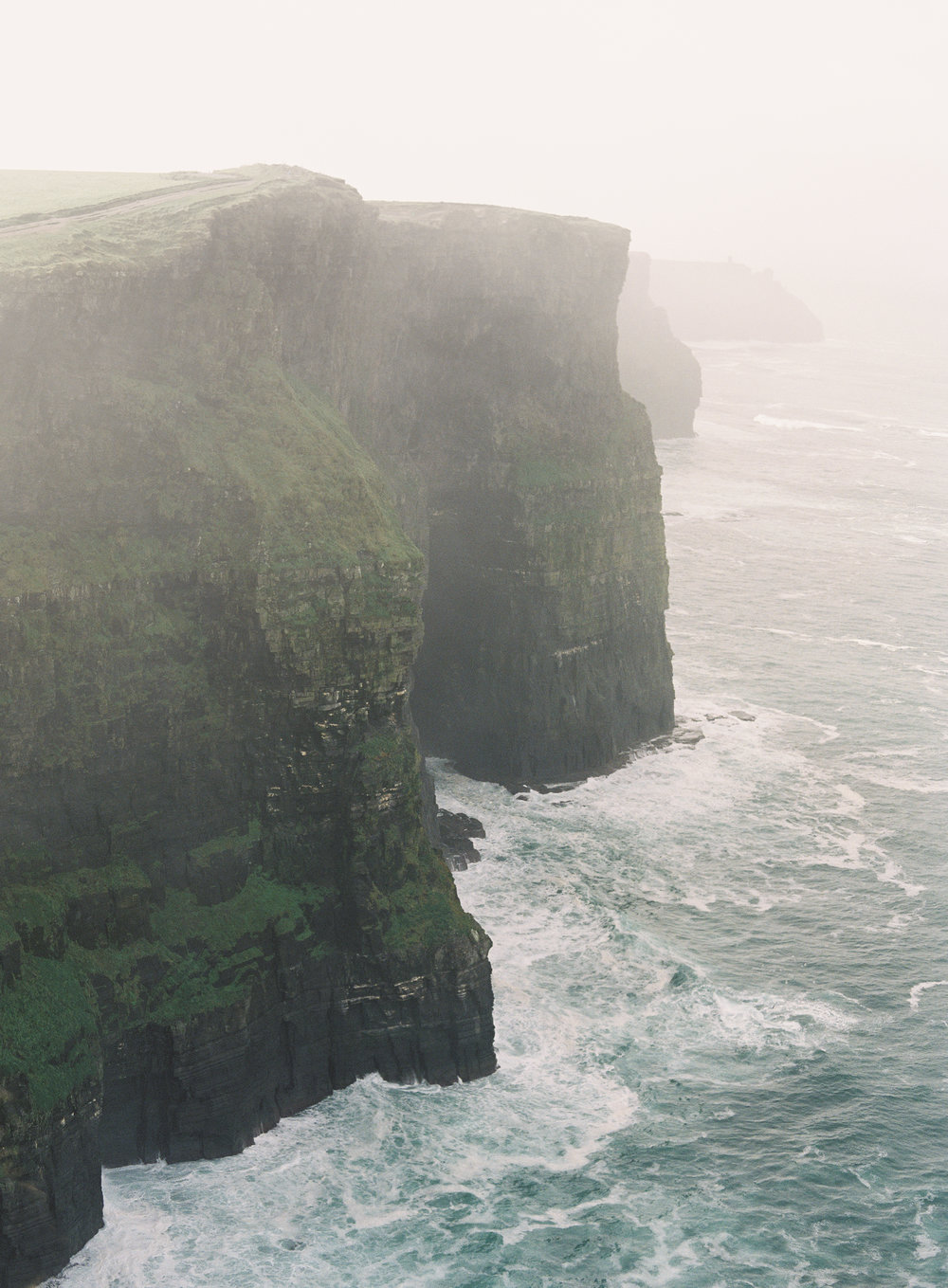 Cliffs of Moher - copyright: Carrie KinG Photographer