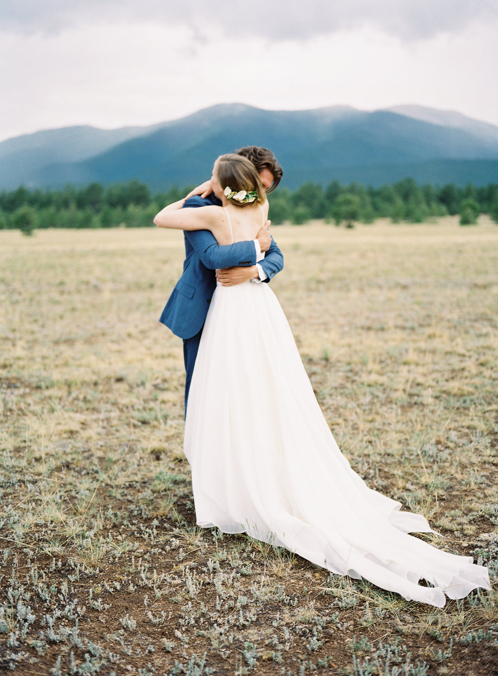 Jessica + Thomas - Buena Vista, Colorado