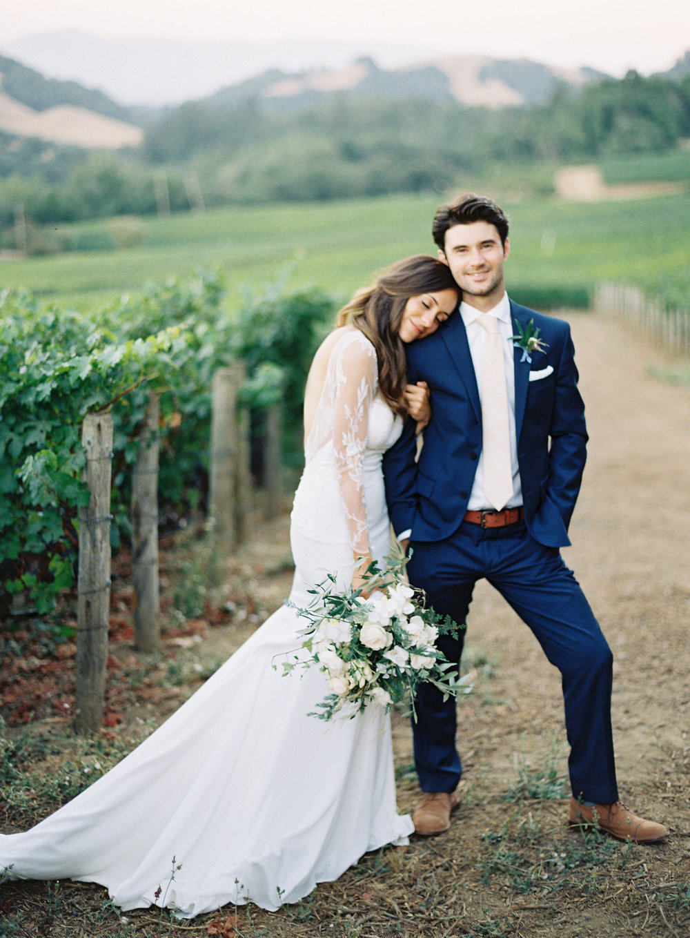 ASHLEY + TOMMY - NAPA VALLEY, CALIFORNIA