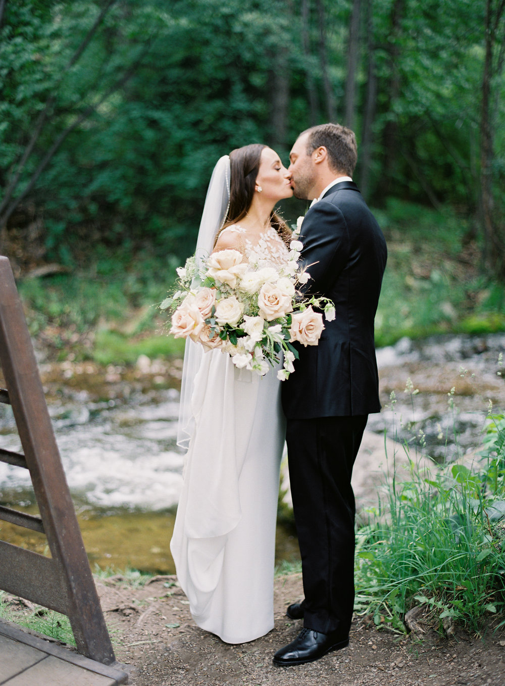 Olivia +William - Vail, Colorado