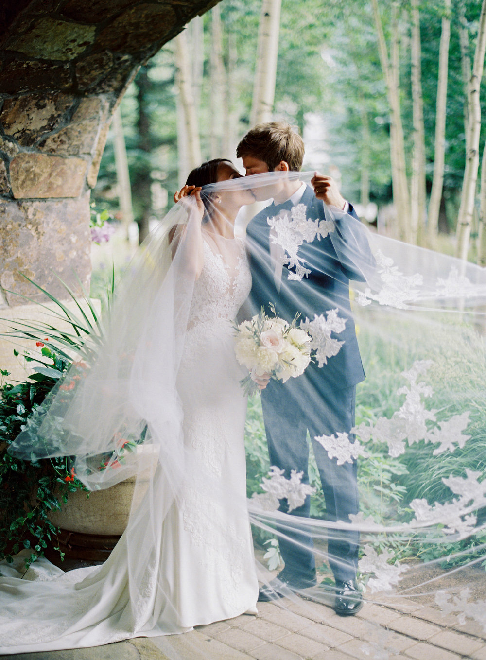 Morgan + Pierre - Vail, Colorado