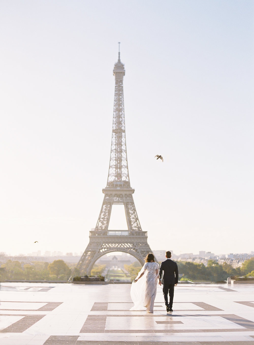Moriah + Reed - Paris, France