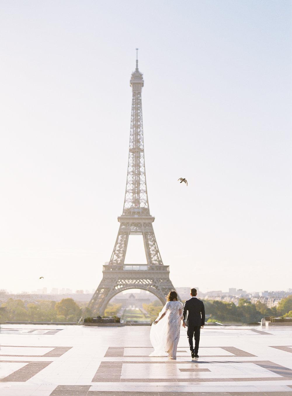 Moriah + Reed - Paris, France