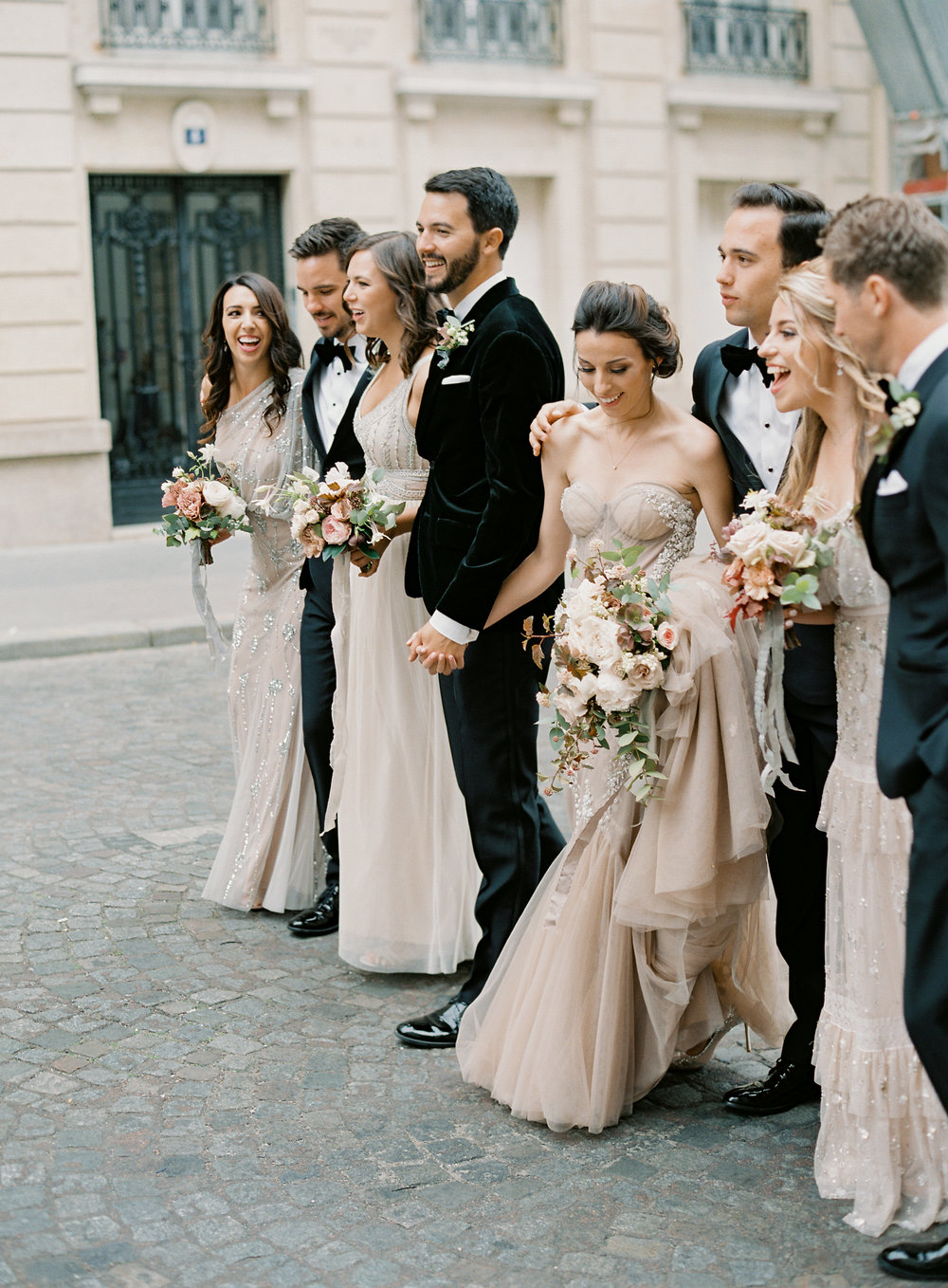 Ellen and Jeremy Wedding-Paris France-Carrie King Photographer-164.jpg