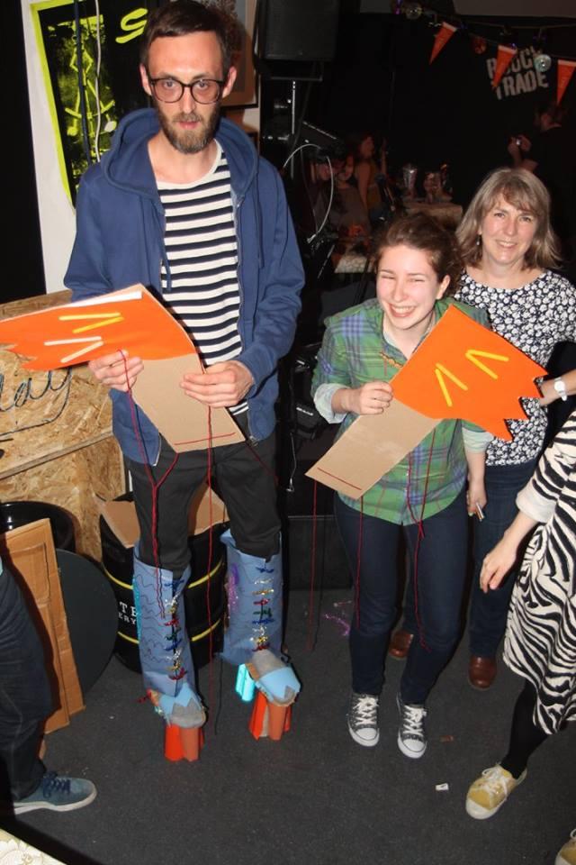 Nottingham Etsy x The Craft Off