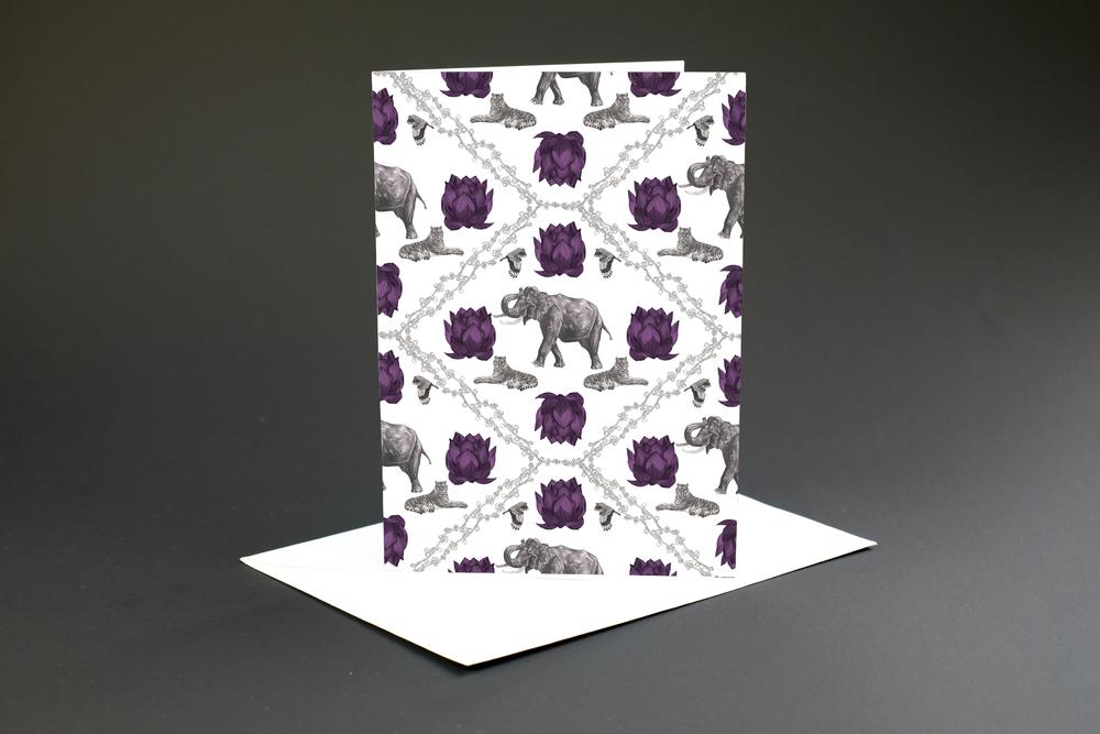 Elephant card £2.50