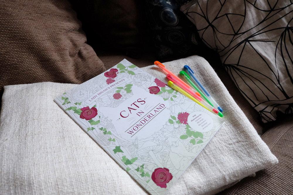 catsinwonderlandcolouringbook