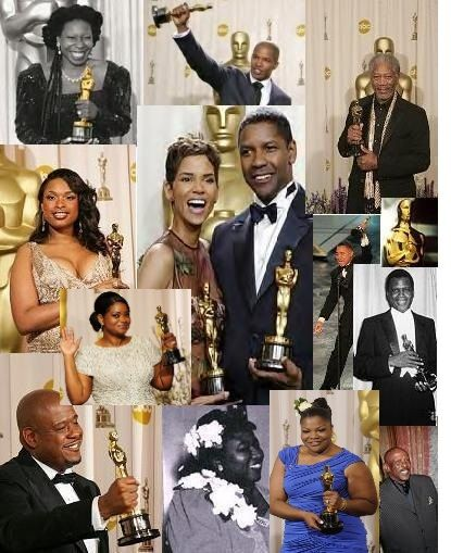 Actors and Actress of color who have won oscars