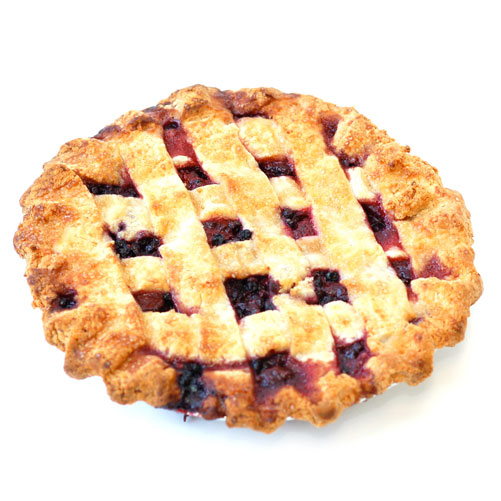 Triple Berry Pie